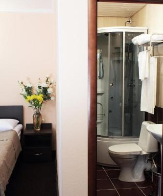 Отель Кристалл - фото 14