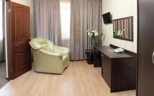 Отель Кристалл - фото 5
