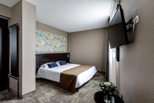 Brit Hotel Du Stade Rennes Ouest - фото 50
