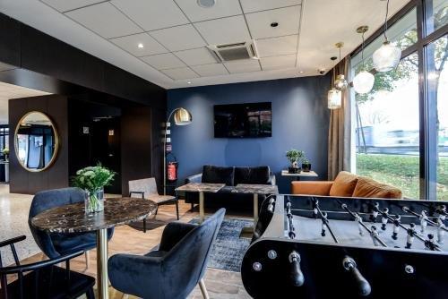 Brit Hotel Du Stade Rennes Ouest - фото 16