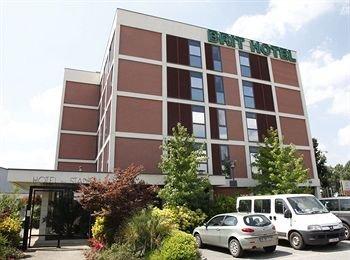 Brit Hotel Du Stade Rennes Ouest - фото 23