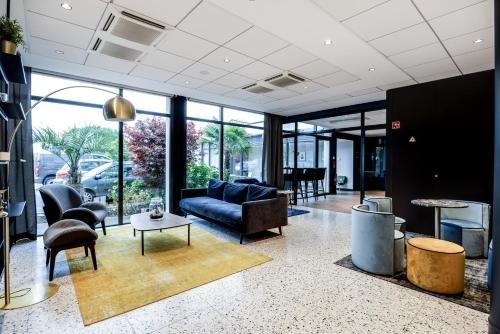 Brit Hotel Du Stade Rennes Ouest - фото 4