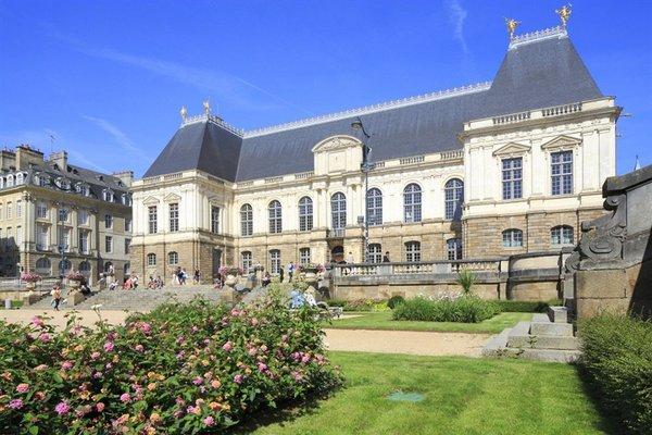 Mercure Rennes Centre Gare - фото 22