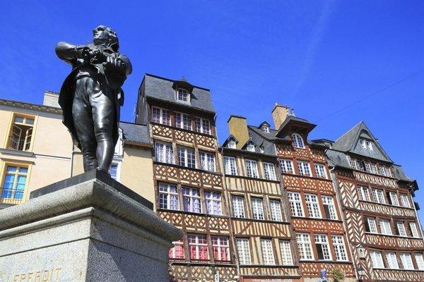 Mercure Rennes Centre Gare - фото 23
