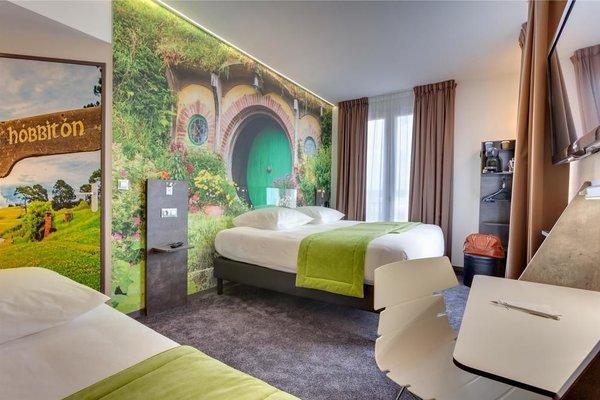 Hotel Kyriad Rennes - фото 1