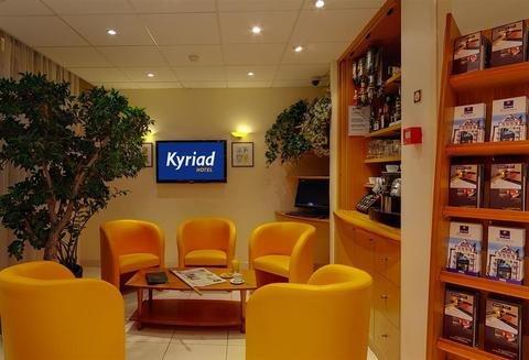 Hotel Kyriad Rennes - фото 14