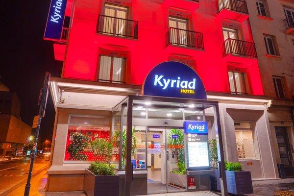 Hotel Kyriad Rennes - фото 21