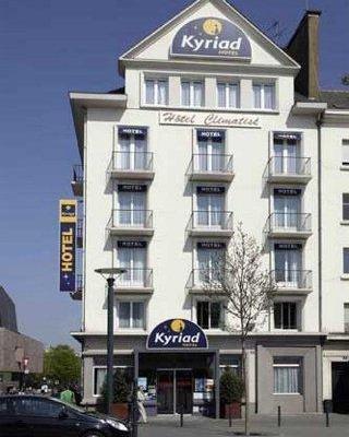 Hotel Kyriad Rennes - фото 22