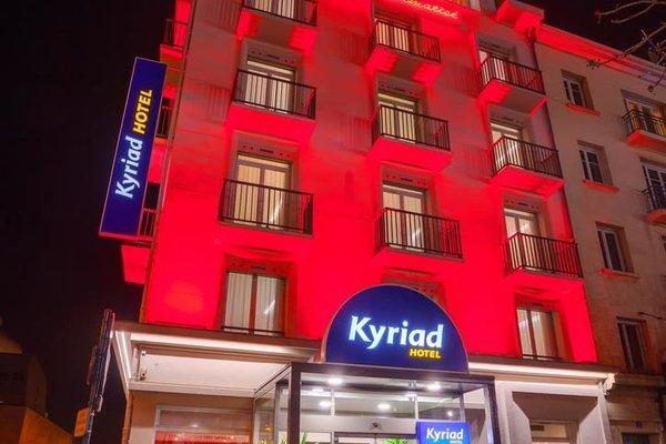Hotel Kyriad Rennes - фото 23