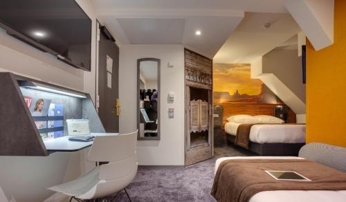 Hotel Kyriad Rennes - фото 3