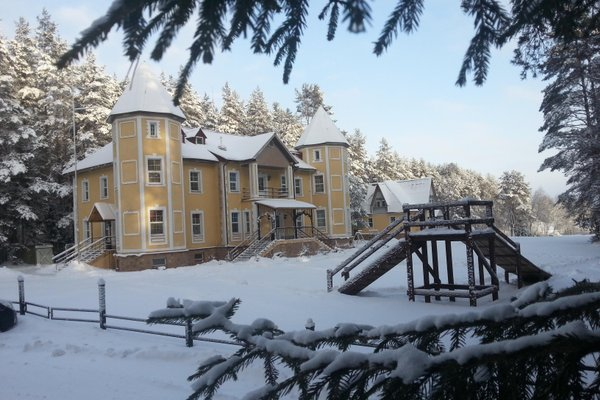 Health Resort and Eco-Hotel Vselug - фото 22