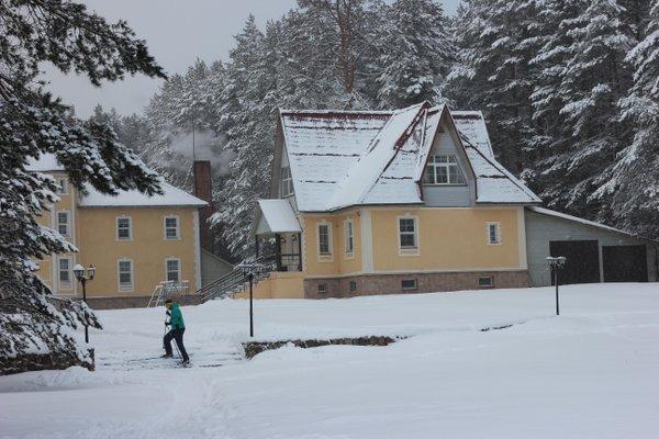 Health Resort and Eco-Hotel Vselug - фото 23