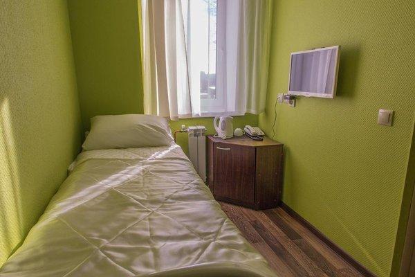 Отель Номера - фото 3