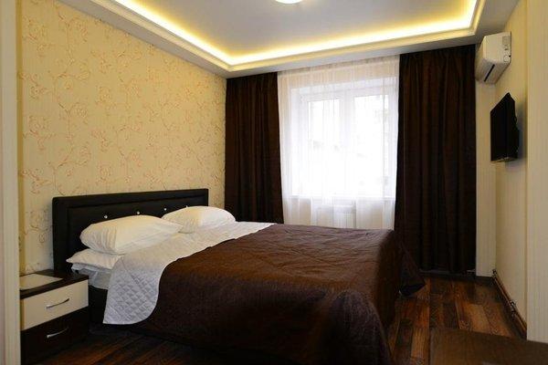 Отель Номера - фото 5