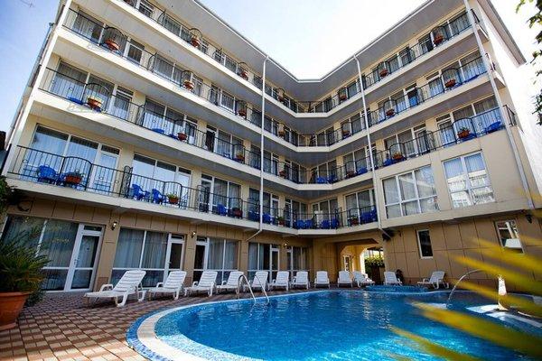 Отель Галотель - фото 16