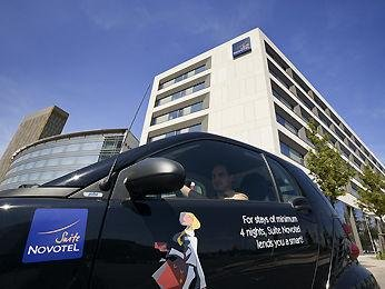 Novotel Suites Rouen Normandie - фото 22