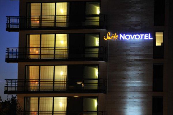 Novotel Suites Rouen Normandie - фото 23