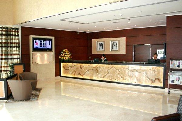 Howard Johnson Bur Dubai - фото 13