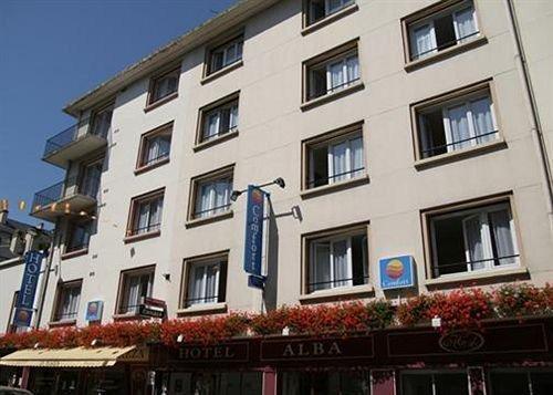 Comfort Hotel Rouen Alba - фото 22