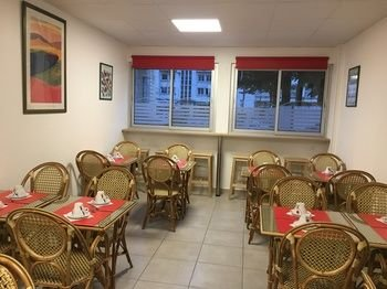 Comfort Hotel Rouen Alba - фото 8