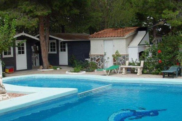 Casa Rural Mi Campo - фото 50
