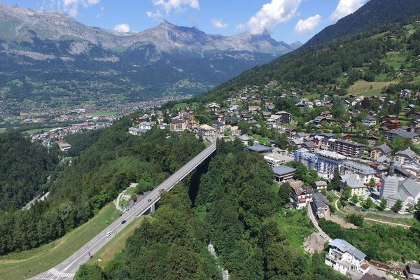 Vacances Mont Blanc - Residence Le Grand Panorama - фото 20