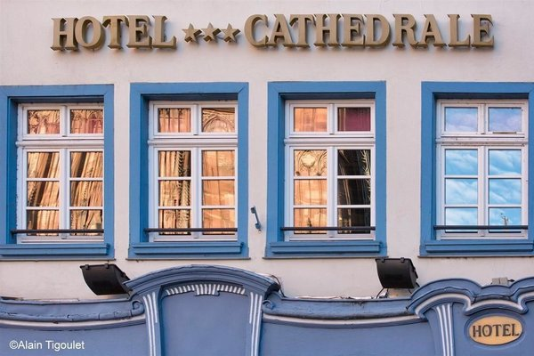 Hotel Cathedrale - фото 18