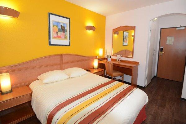 Hotel Roi Soleil Strasbourg Mundolsheim - фото 1