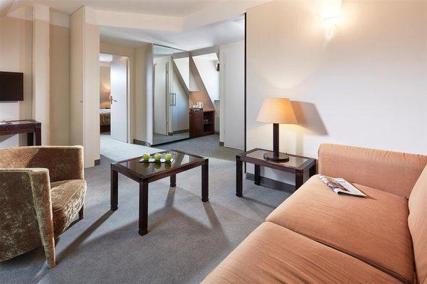 Hôtel Régent Contades - фото 2