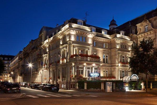 Hôtel Régent Contades - фото 21