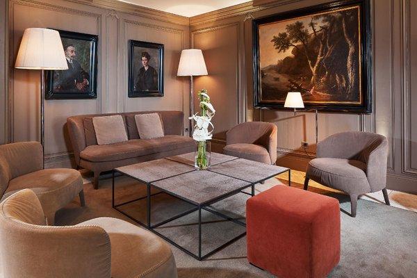 Hôtel Régent Contades - фото 8