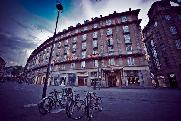 Hotel Maison Rouge - фото 22
