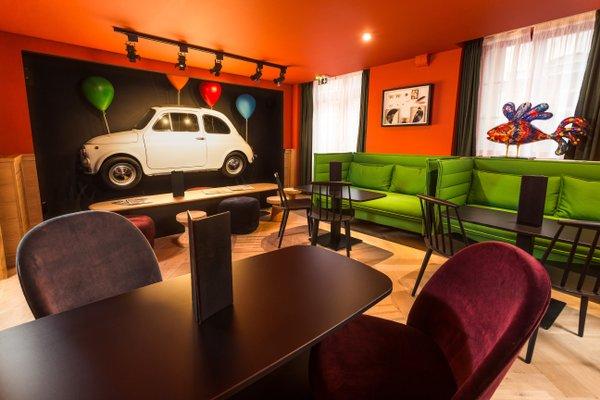 Hotel Du Dragon - фото 5