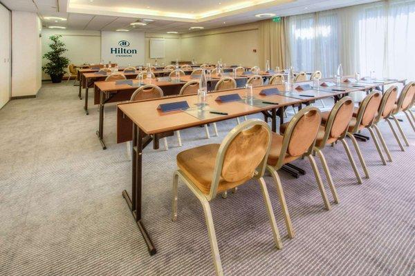 Hilton Strasbourg - фото 16
