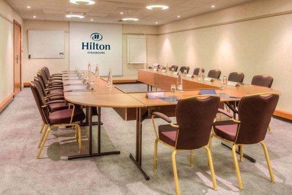 Hilton Strasbourg - фото 18