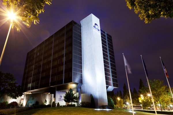 Hilton Strasbourg - фото 22