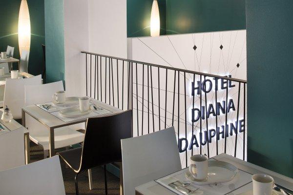 Hotel Diana Dauphine - фото 6