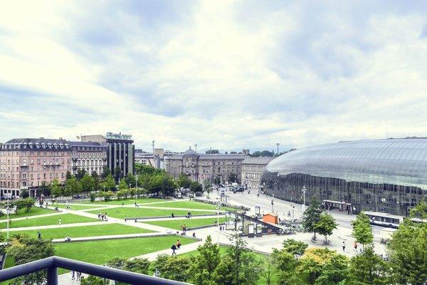 Mercure Strasbourg Centre Gare - фото 17