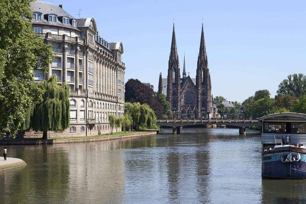 Mercure Strasbourg Centre Gare - фото 20