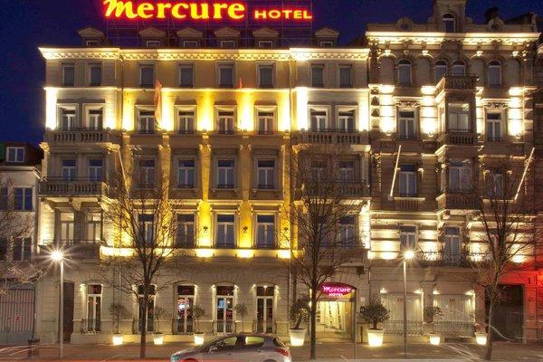 Mercure Strasbourg Centre Gare - фото 22