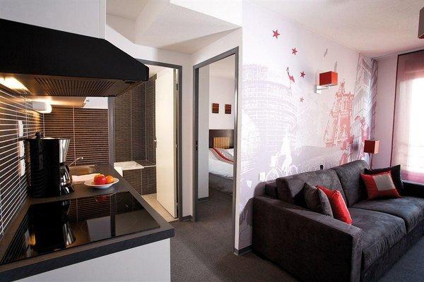 Lagrange Apart'Hotel Strasbourg Wilson - фото 2