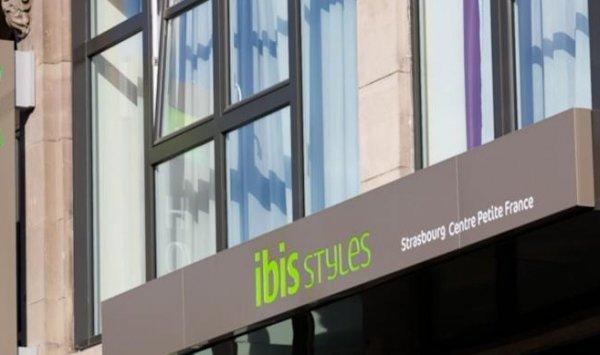 ibis Styles Strasbourg Centre Petite France - фото 20