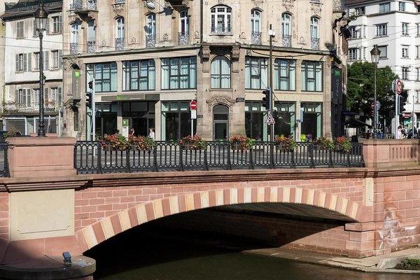 ibis Styles Strasbourg Centre Petite France - фото 21