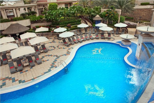 Roda Al Murooj Hotel - фото 21