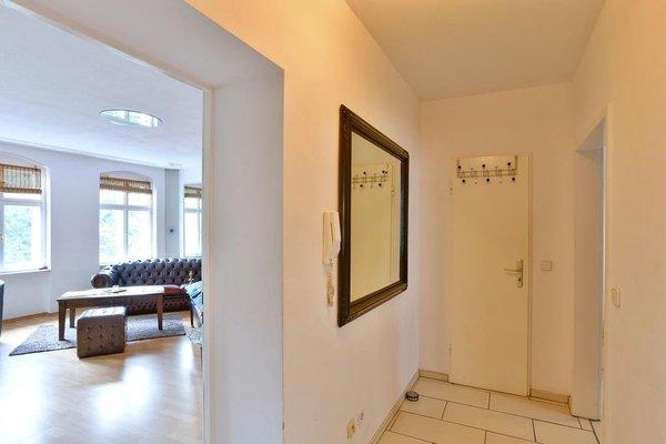 Pension&Apartment am Fernsehturm - фото 16