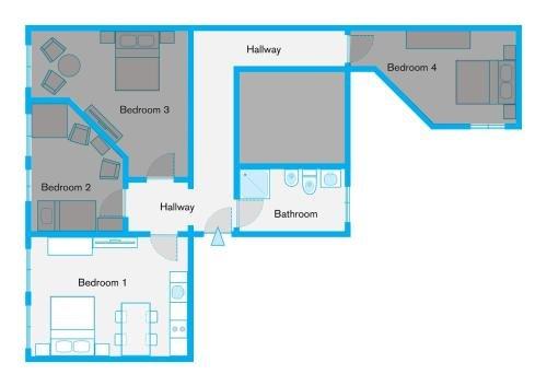 Pension&Apartment am Fernsehturm - фото 18