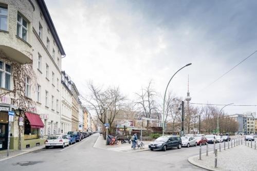 Pension&Apartment am Fernsehturm - фото 21