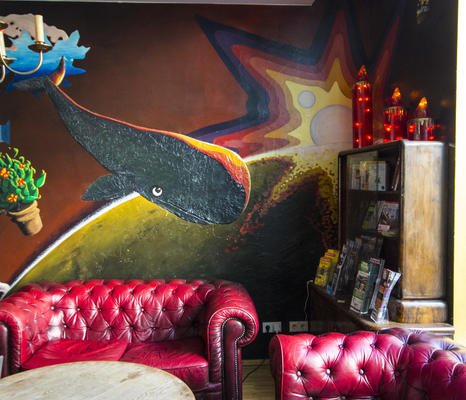 Heart of Gold Hostel Berlin - фото 6
