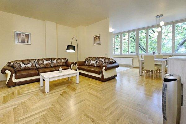 AMC Apartments Bundesallee - фото 10