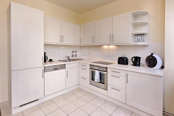 AMC Apartments Bundesallee - фото 12